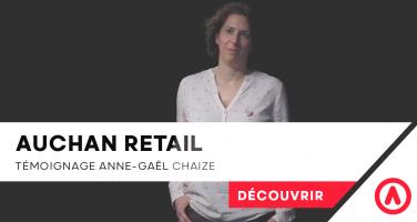 Auchan Retail Anne Gael Chaize Tableau Software Business Report