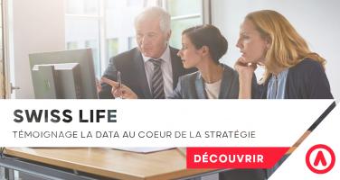 Swiss Life Tableau Software / La data au coeur de la stratégie