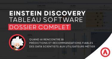 Tableau Software Einstein Discovery