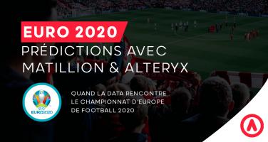 Alteryx Matillion Euro 2020 Prédiction