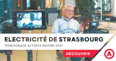 Alteryx Use Case Electricité de Strasbourg