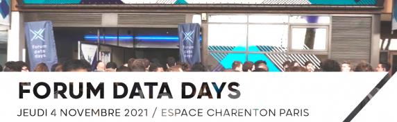 forum data days paris